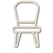 Antique Chair Icon